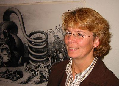 Ett nytt ansikte: Susanne Carlsson (Fujitsu-Siemens) - 030920b